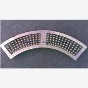 供应拓龙照明外控DMX512幻彩LED灯具/60W弧形/36W扇形LED埋地灯