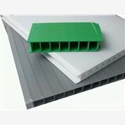 供应吴江米字型钙塑板 中空板围板箱