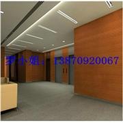 瑞昌工业区会议室墙面装饰吸音板,槽木吸音板