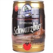 供��9143  德��啤酒慕尼黑猛士黑啤酒5L桶  批�l