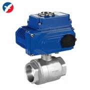 供应精卫泵阀Q911F电动二片式球阀