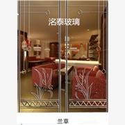供应洺泰玻璃1830*2440优质移门玻璃橱柜门玻璃价格