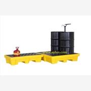 供应防泄漏平台、托盘AJD-6880032Sysbel4桶聚乙烯盛漏托盘、