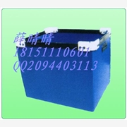 发泡PP塑料盒环保包装耐腐蚀防静电