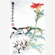供应滕州花鸟画,字画,福山书画