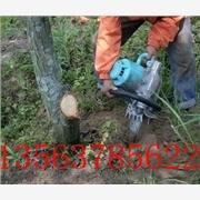 供应安源多种便携式挖树机