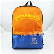 供应巨佳937儿童书包定制定做幼儿园培训班背包
