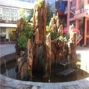泉州市最便宜的木化石假山_优质的木化石