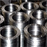 供应碳钢平焊法兰,对焊法兰,锻打法兰盲板