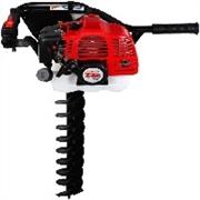 三菱TB52汽油地钻机.种植机械.挖坑机.汽油植树机