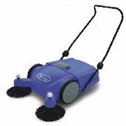 HT-212手推式扫地机,双滚刷高效率扫地机