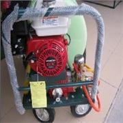 东莞手推式打药机 移动式打药车 160升药箱喷雾器特价