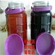 琳琅玻璃制品公司供应精品密封罐玻璃瓶子泡酒瓶泡菜坛子自酿葡萄酒瓶