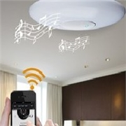 厦门市最优惠的全球首款蓝牙吸顶灯LED调光调色温智能灯