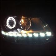 LED汽车灯 产品汇 泉州大灯双色泪眼 泉州灯改 泉州汽车灯改 首选【118】
