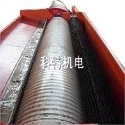 科特机电设备公司供应专业的赤铁矿湿式磁选机 湿式磁选机代理加盟