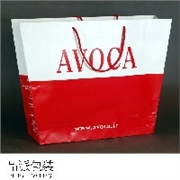 厂家生产定制纸袋订做礼品袋覆膜纸袋定做购物袋 精品 手提袋制