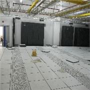 防静电地板价格行情 专业的景德镇全钢抗静电地板安装