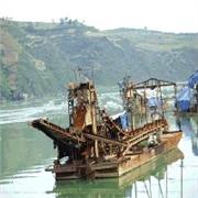 潍坊市地区钻探式挖沙船多少钱 :山东钻探式挖沙船