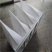 恒业空调通风设备加工厂初效袋式空气过滤器价格 七折特惠初效袋式空气过滤器