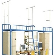郑州市哪里能买到优质的学生公寓上下床:公寓床哪家最好