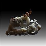 工致的工艺品由惠安旭宏园林古建提供_木雕工艺品厂家