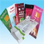 背封插边袋用途:供销最便宜的四边封袋