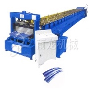 无锡地区优惠的彩钢瓦压型机组当选雨龙机械公司   _彩钢瓦压型机组报价