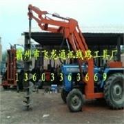 河北省拖拉机改装线杆挖坑机制品公司