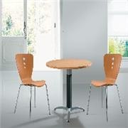 莱福家具公司供应专业的福州餐桌椅,你没理由不知道     西餐厅桌椅办公家具