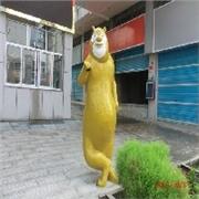 超硬材料及其制品 产品汇 福州最好的卡通动物雕塑制品,卡通动物雕塑设计制作