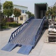 金牌门业提供优惠的固定式登车桥:南京苏州固定式登车桥