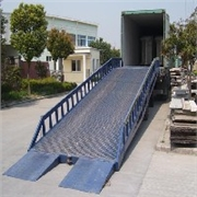 苏州价位合理的固定式登车桥推荐——南京固定式登车桥
