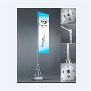 五米注水旗杆 【推荐】天之翼展览展示器材厂高质量的五米注水旗杆