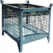 优质的工业料箱 南京恒拓——畅销恒拓金属料箱提供商