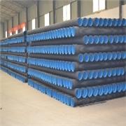 便宜的HDPE双壁波纹管推荐     信阳PE双壁波纹管