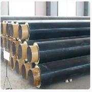河北承德市隆化聚氨酯硬质泡沫预制直埋保温钢管道、用于供热管道