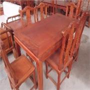 最知名的清明仿古红木家具餐厅系列推荐