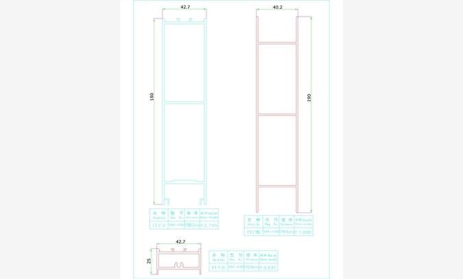 肯德基门结构图价格_图片
