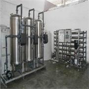 东莞哪里有卖划算的 1T/H双级反渗透水处理设备