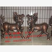 供应东升铜雕124铜雕麒麟-铜麒麟价格-铜麒麟摆件