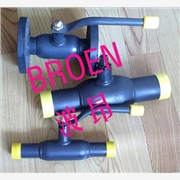 供应BAQ61F燃气全焊接球阀