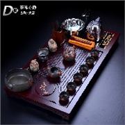 泉州优质的实木茶盘套装要到哪买:晋江电磁炉四合一实木茶盘套装