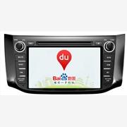 android安卓日产骐达奇骏专用DVD导航一体机