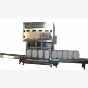 供应世鲁SLGZ-50润滑油称重灌装机-液压油灌装机-冷冻机油称重灌装机