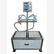 供应世鲁SLCZ-2日照电子称重式灌装机H泰安食用油灌装机H莱芜医药灌装机
