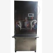 供应世鲁SLPLC双头PLC液体灌装机