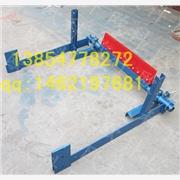 供应欧科重锤双刮刀清扫器  单轮空段清扫器 旋转式清扫器