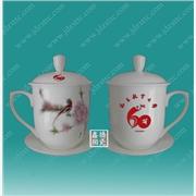 供应鑫腾陶瓷茶杯,纪念茶杯直销价格