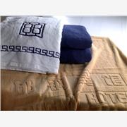 供应绣花浴巾